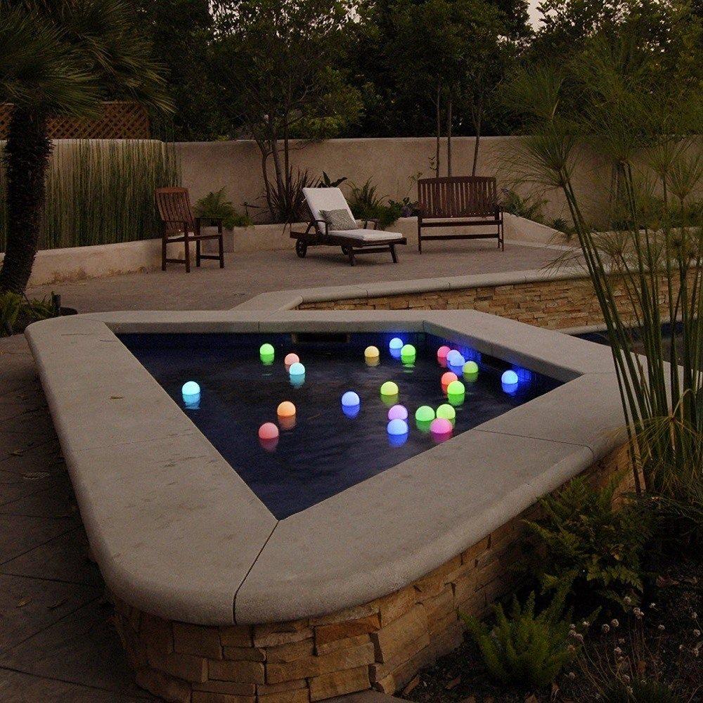 Mood Light Garden Deco Balls