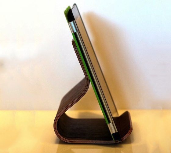 plywood-tablet-stand