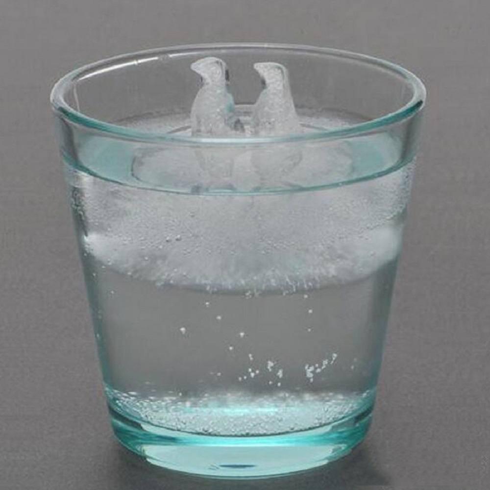 3D+Polar+Ice+Cube+Mold+Set