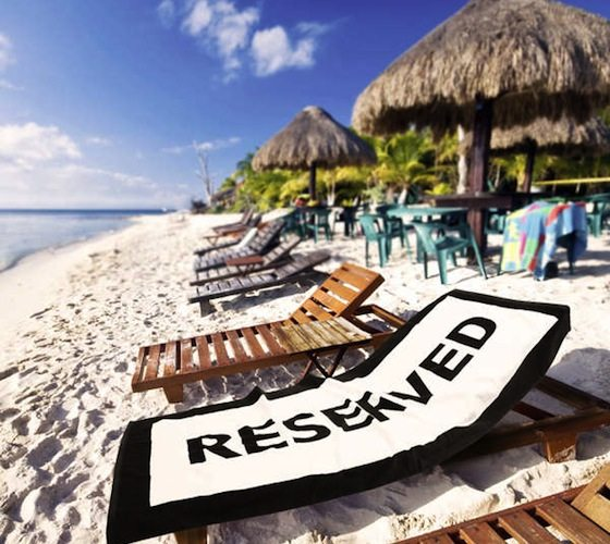 Reserved+Beach+Towel