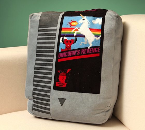 Retro+Video+Game+Cartridge+Pillow+Set