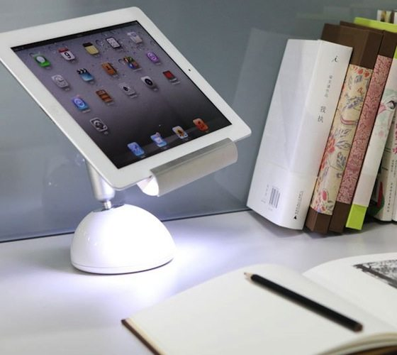 ILight+Tablet+Stand+Lamp