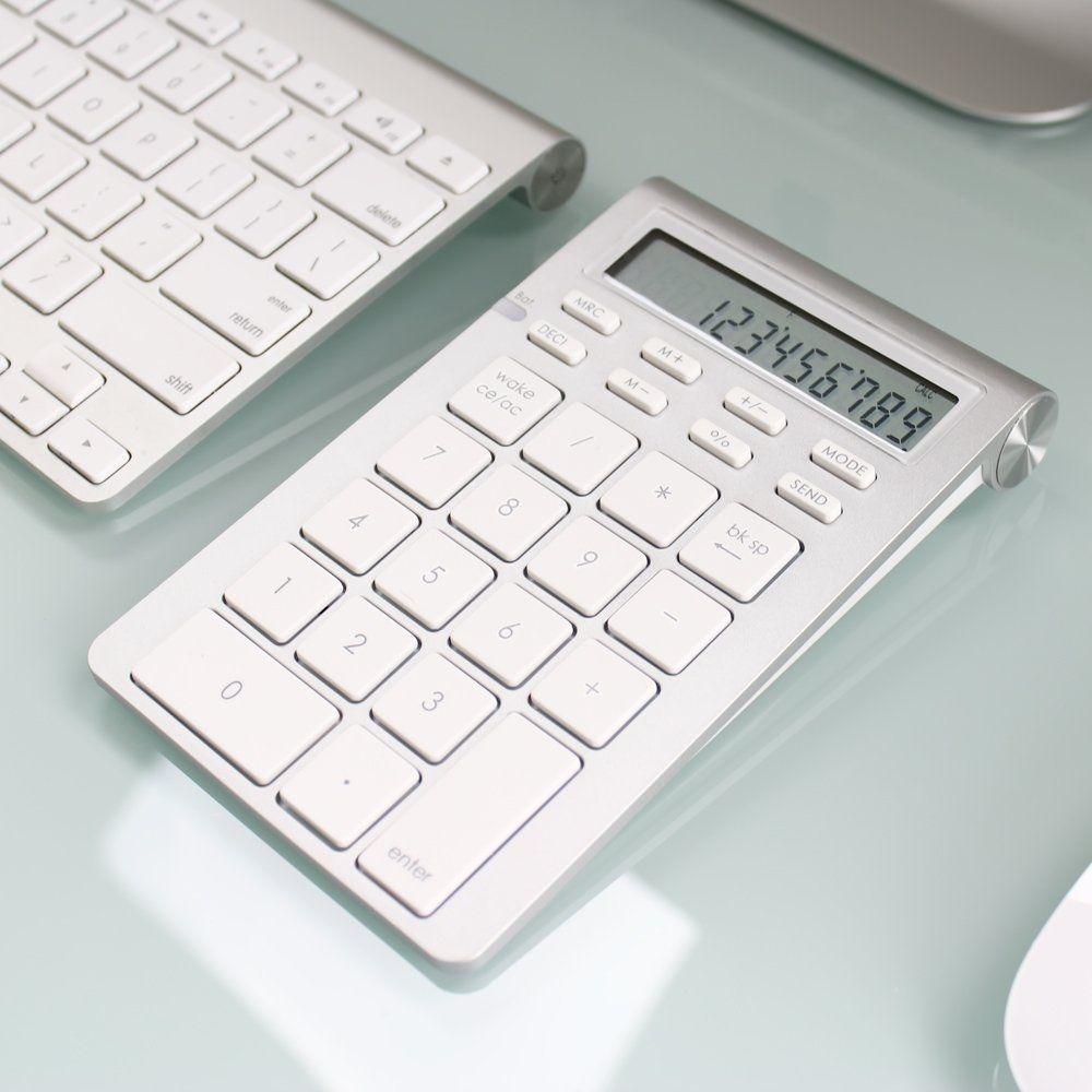 Bluetooth Calculator Keypad