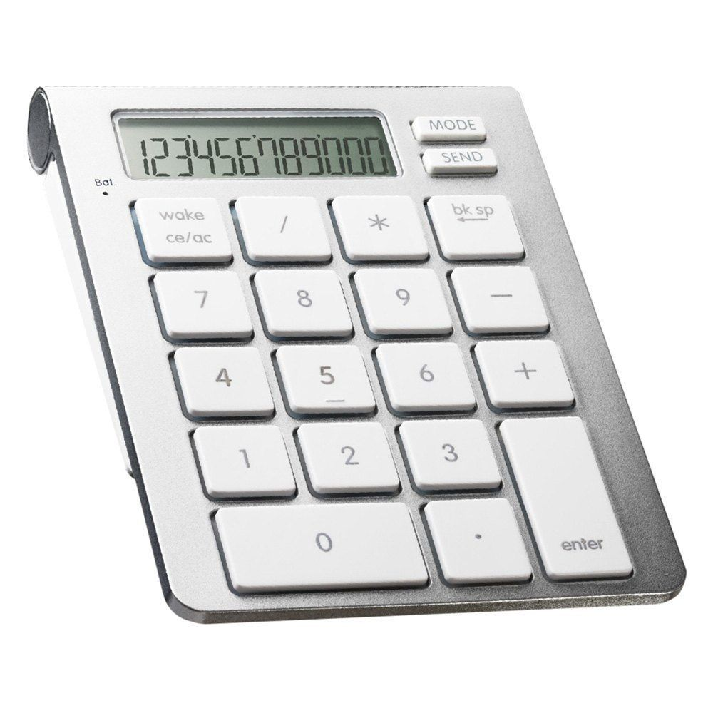 Bluetooth Calculator Keypad
