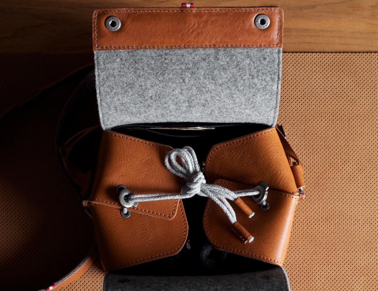 Box Camera Bag By Hard Graft