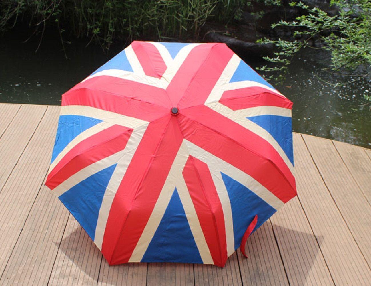 British Flag Umbrella