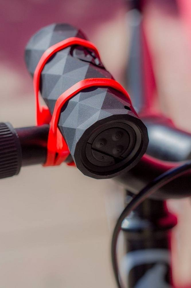 Buckshot Rugged Compact Wireless Speaker