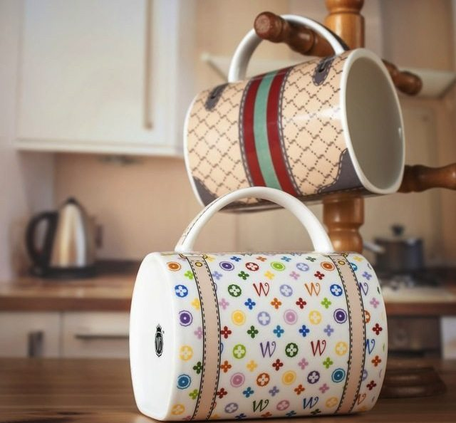 Designer Handbag Mug