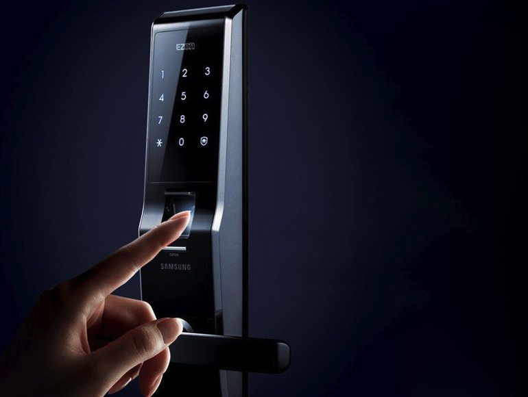 Fingerprint Digital Door Lock By Samsung 187 Review