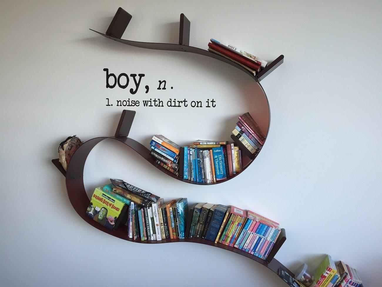 Kartell Bookworm Shelf loading=