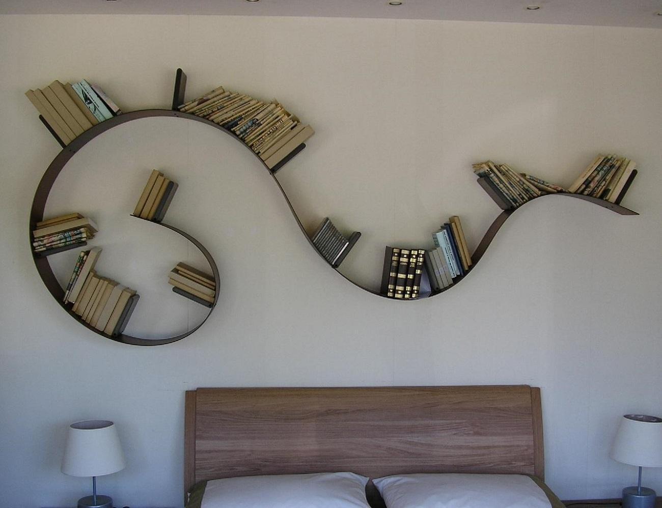 Kartell Bookworm Shelf » Gadget Flow