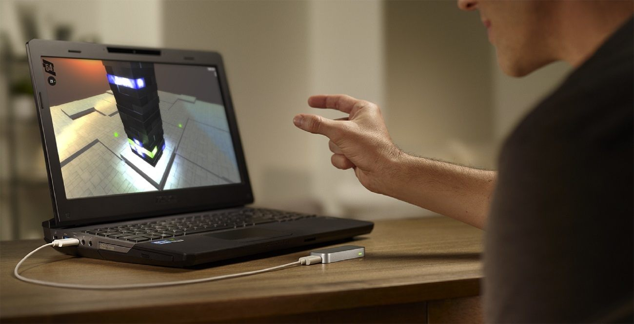 Leap Motion Control Device