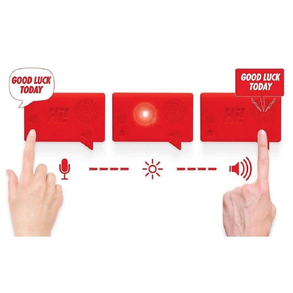 Magnetic Voice Recorder
