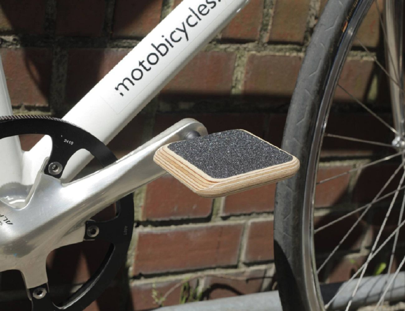 Moto Urban Wooden Bike Pedal