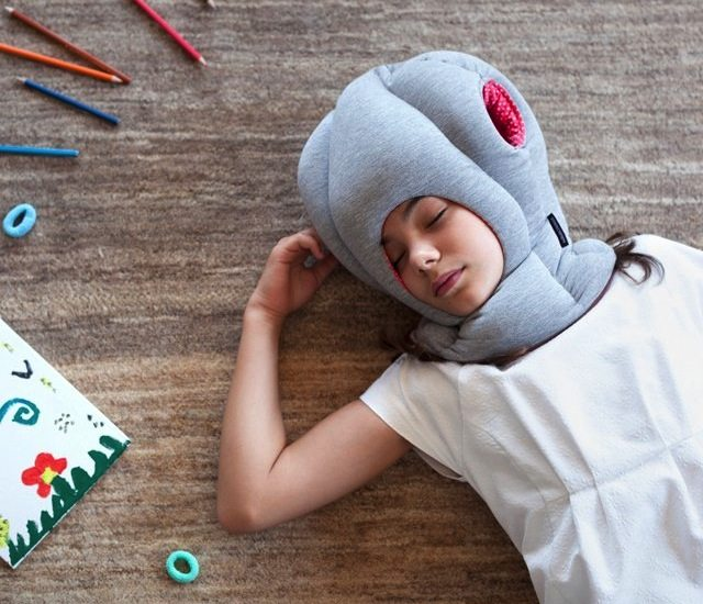 Ostrich PIllow Junior