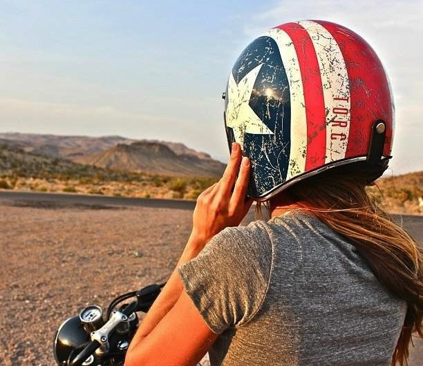 Rebel Star Helmet