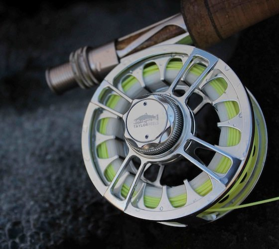 Taylor fly fishing reels review for Taylor fly fishing