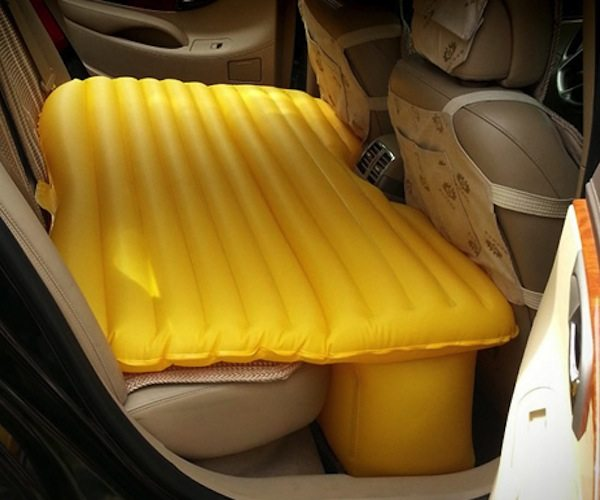 Fuloon Car Travel PVC Inflatable Bed