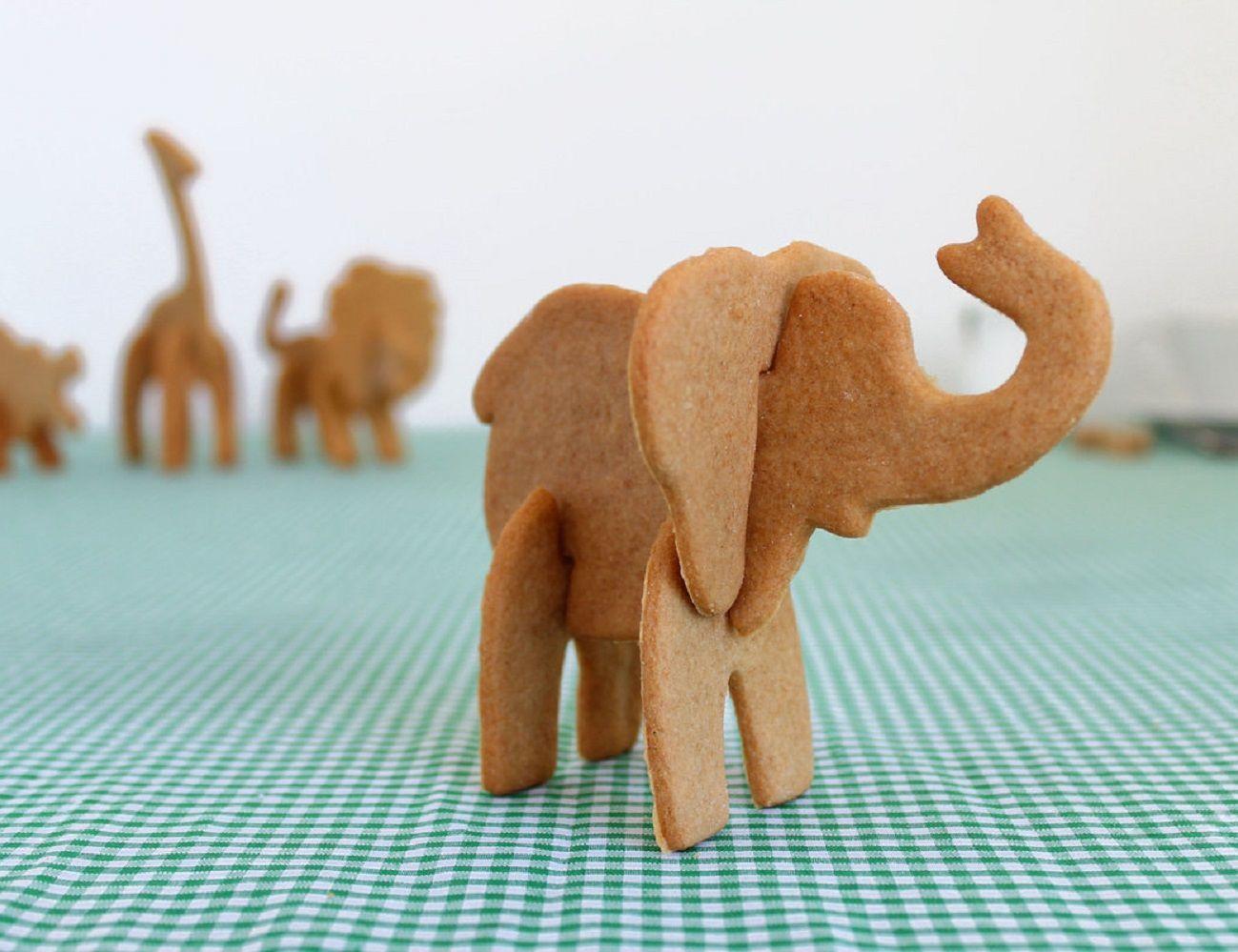 3D Cookie Cutters
