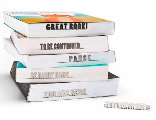 ARTORI Design Word Bookmarks