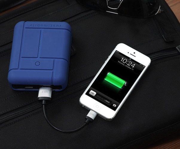 Just Mobile AluCable Mini