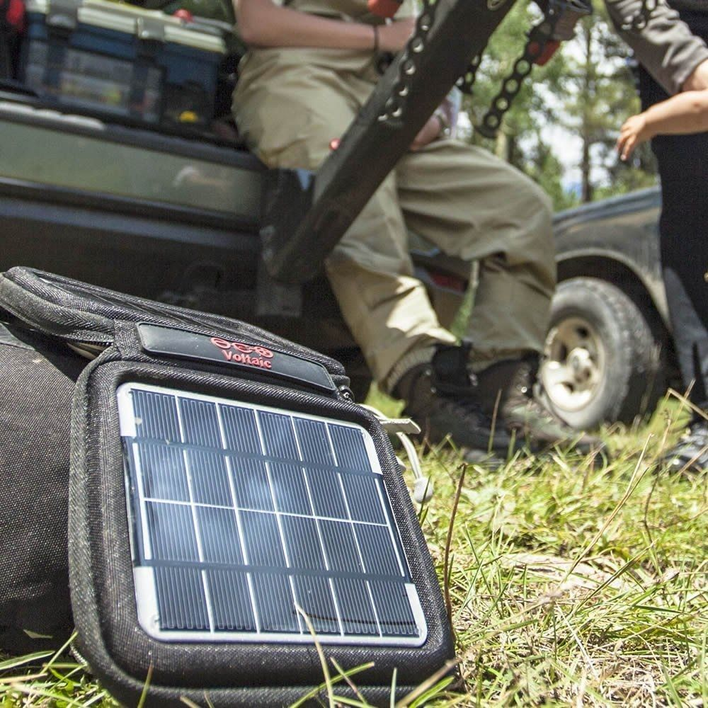 Amp Solar Charger from Voltaic Systems