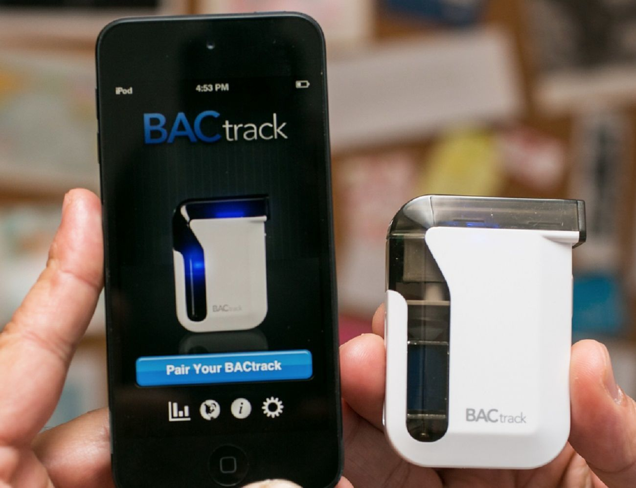 BACtrack BT-M5 Mobile Breathalyzer