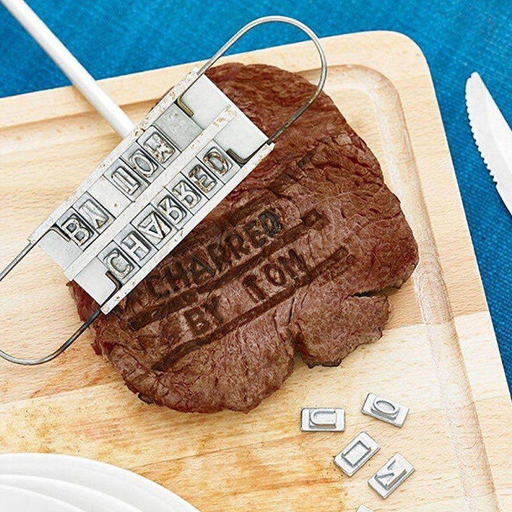 BBQ Branding Iron