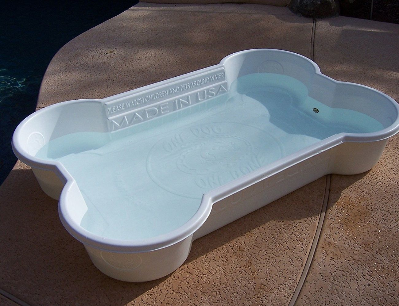 Bone Pool for Dogs