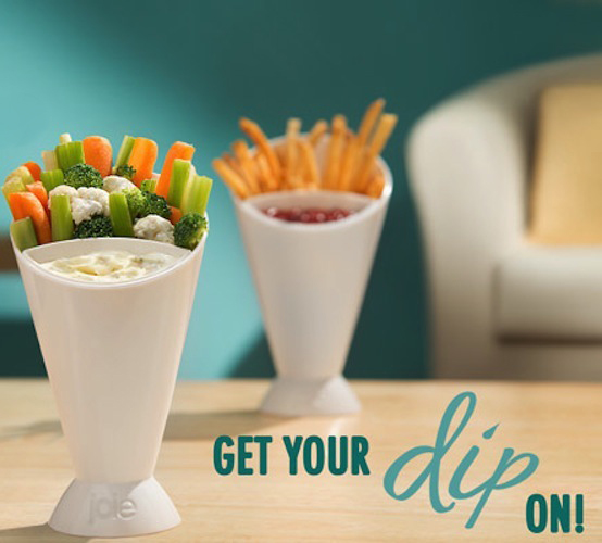 Cone and Dipping Cup for French Fries