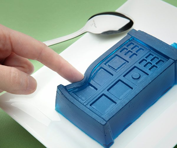 Doctor Who Silicone Mold Set
