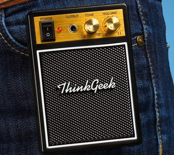 Electronic Rock Guitar Shirt