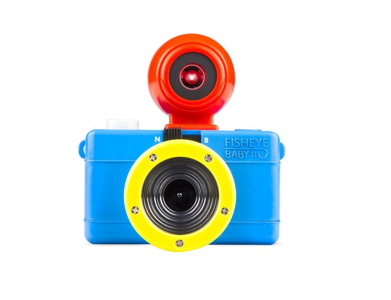 Fisheye Baby 110 Bauhaus Edition Camera