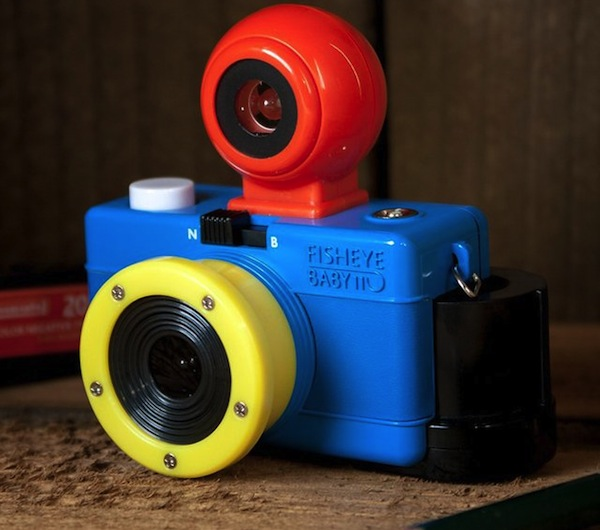 Fisheye Baby 110 Bauhaus Edition Camera