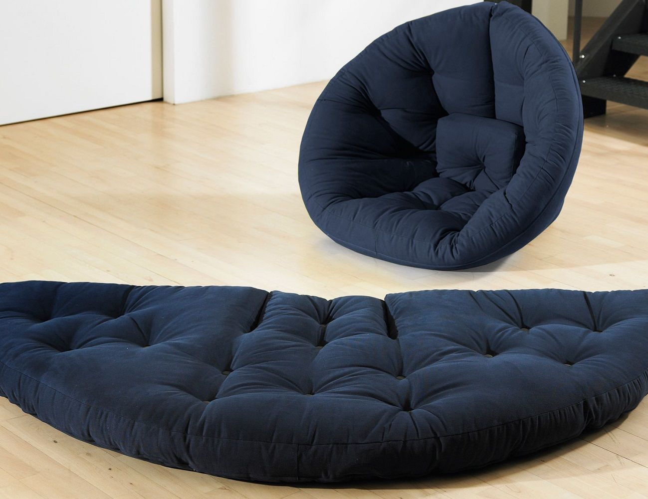 Fresh Futon Nido Convertible Chair Bed