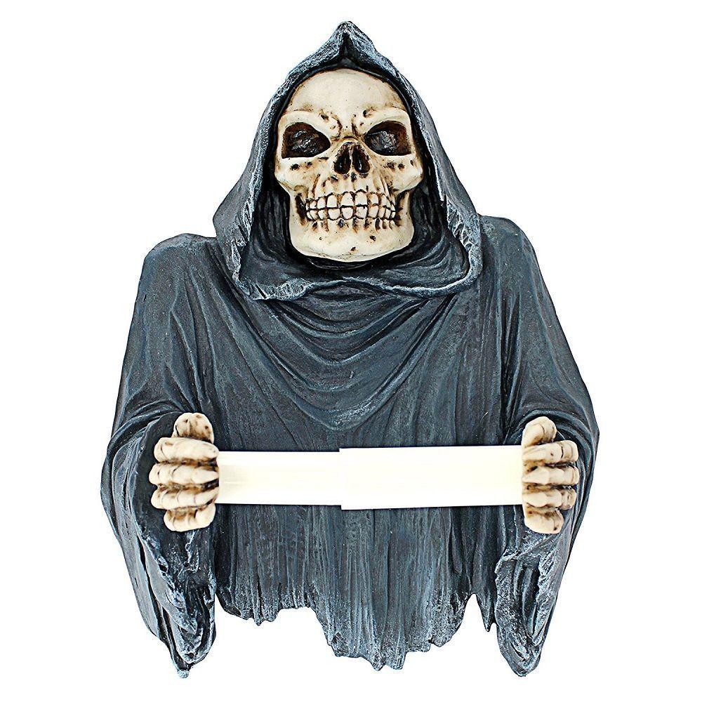Grim Reaper Sculptural Bath Tissue Tyrant