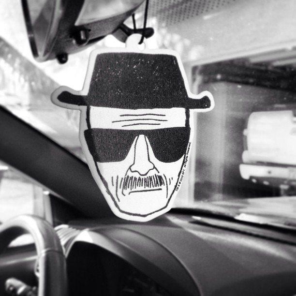 Breaking Bad Heisenberg Air Freshener