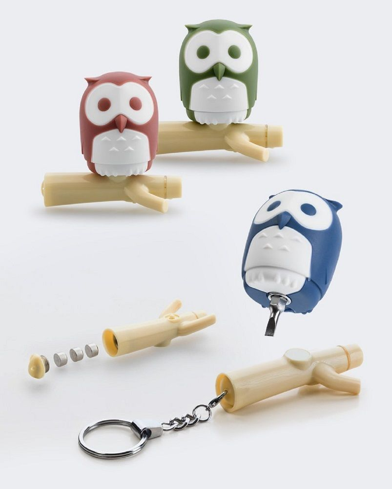 Huku Owl-Shaped Everyday Screwdriver