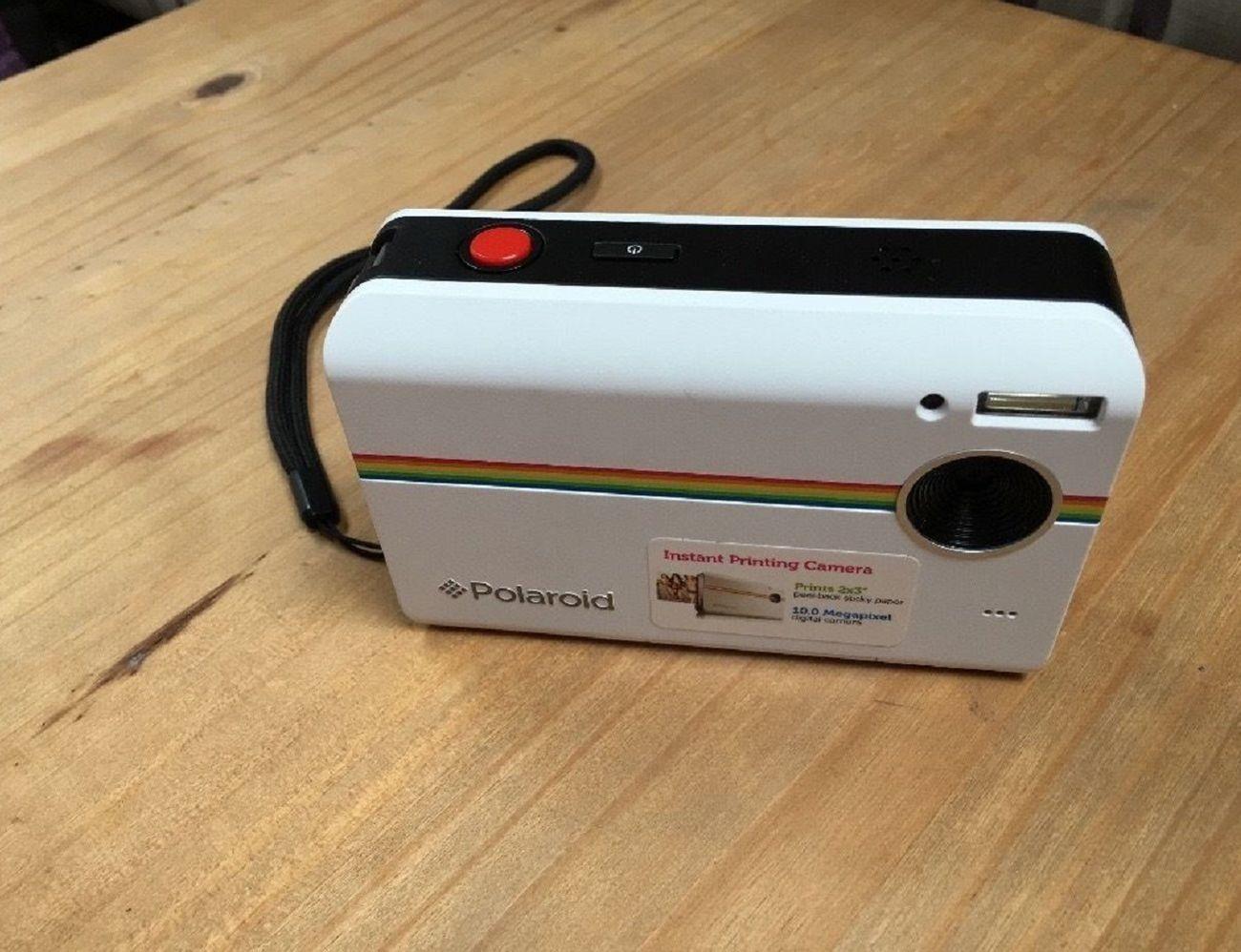 Instant Digital Camera From Polaroid