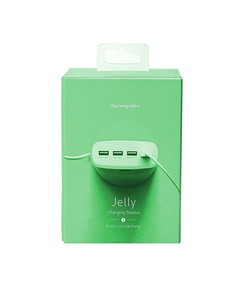 Jelly 5.1A USB Charger