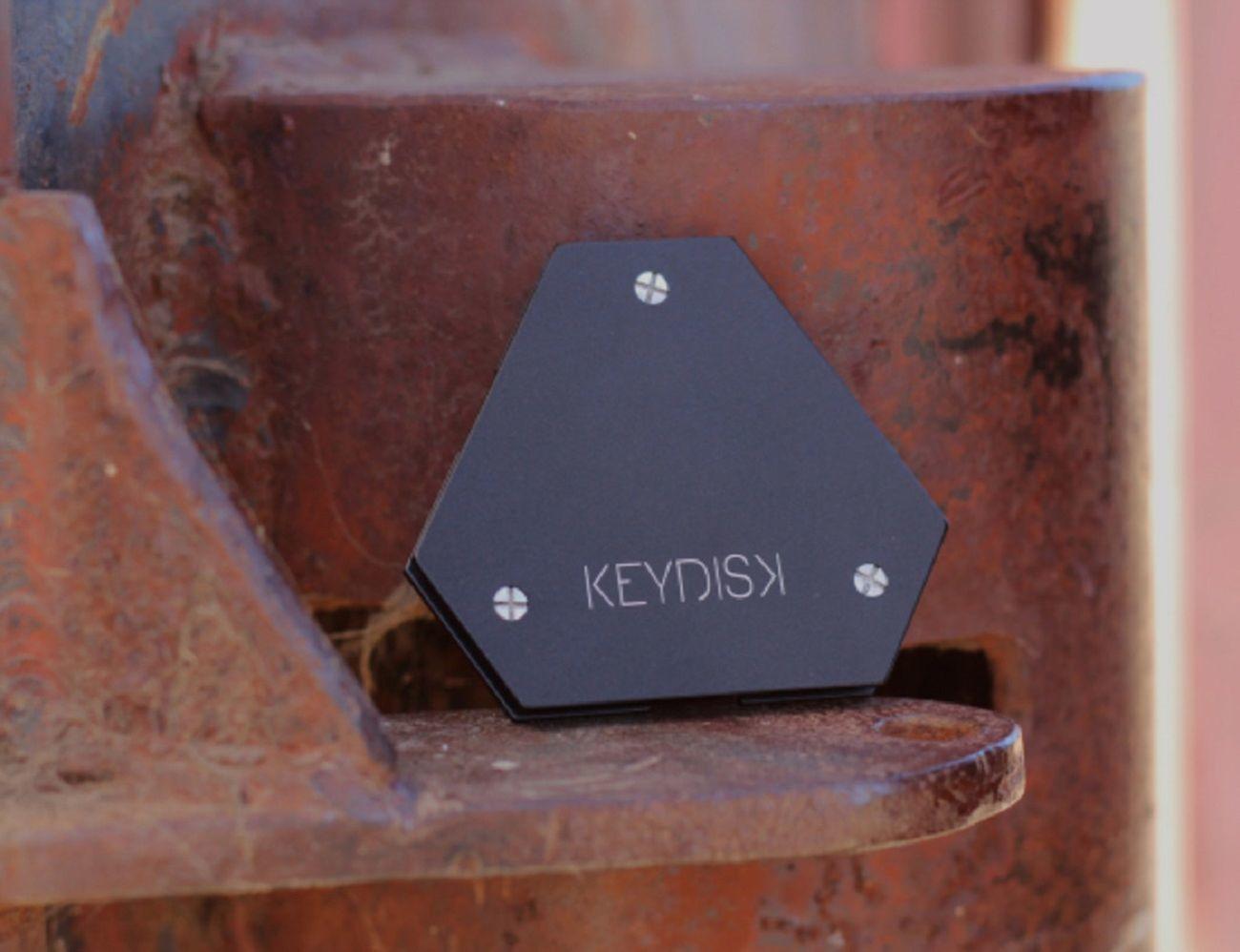 KeyDisk Key Holder