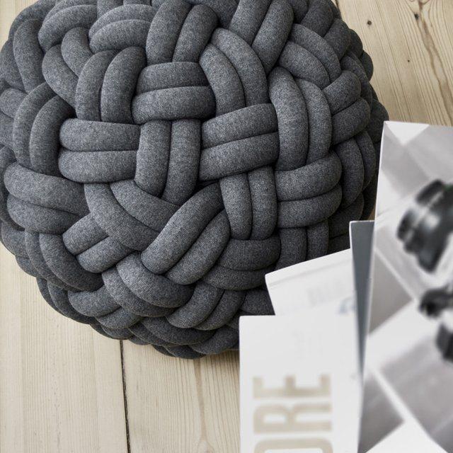 Knotty Floor Cushions