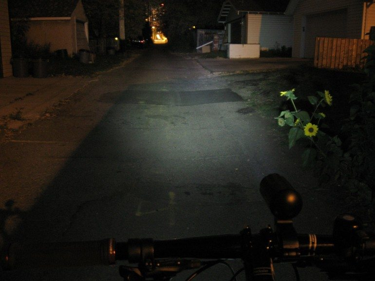 LED Defender Bike Headlight
