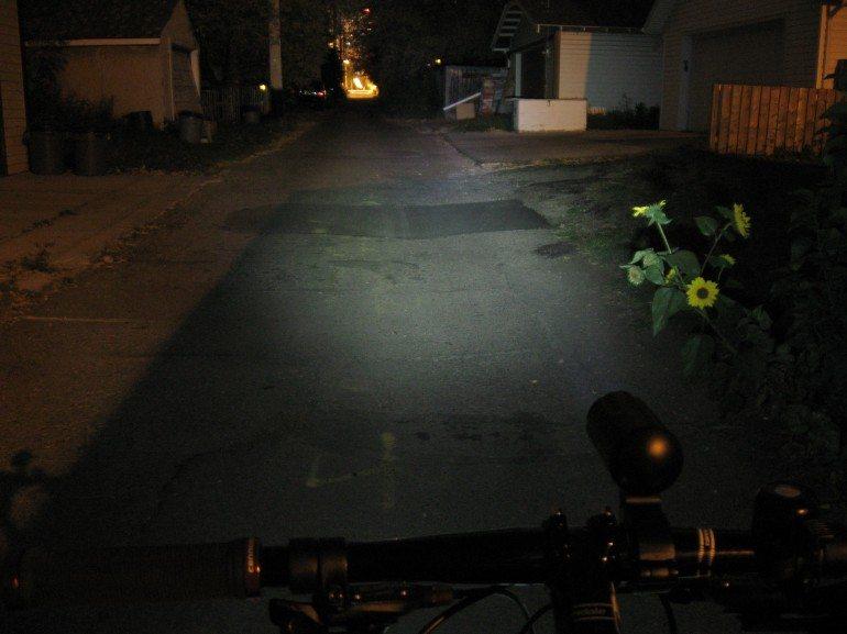 LED Defender Bike Headlight