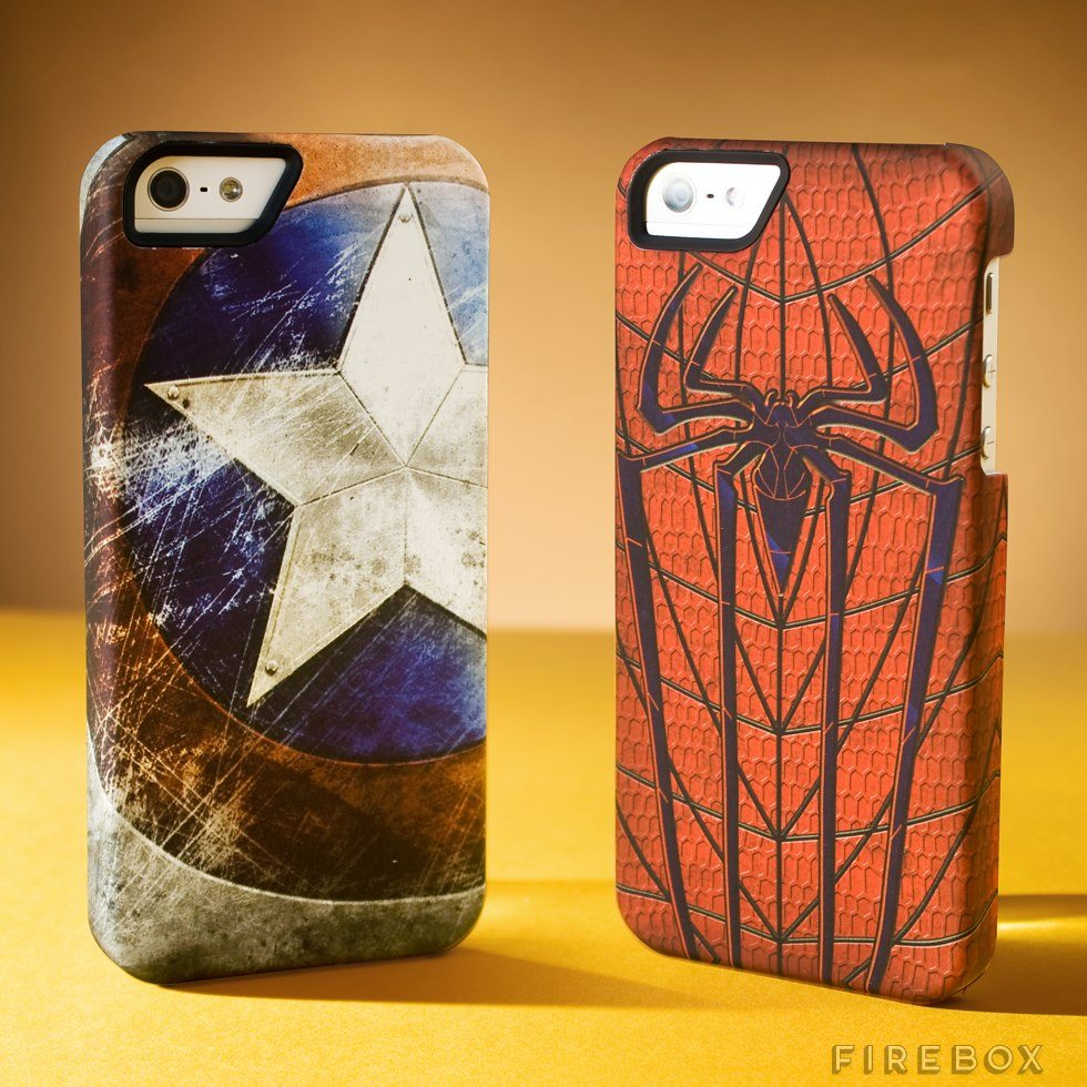 Marvel Collector's Edition iPhone SE/5s loading=