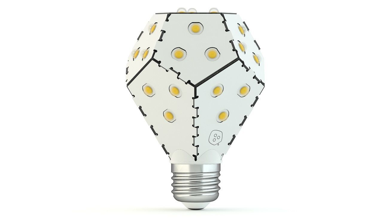 Nanoleaf Energy-Saving LED Light Bulb