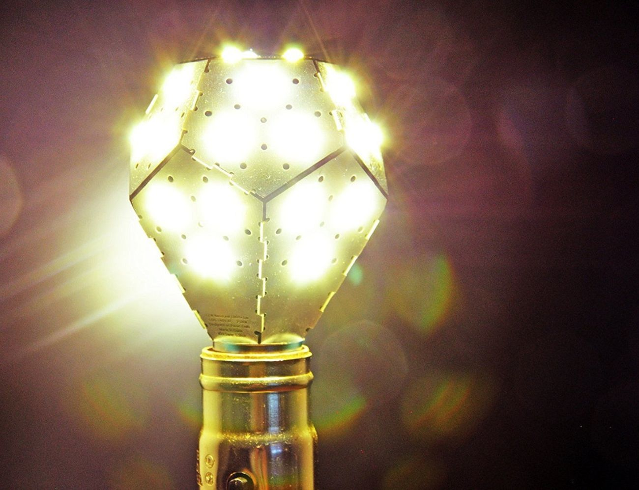 Nanoleaf Energy-Saving LED Light Bulb