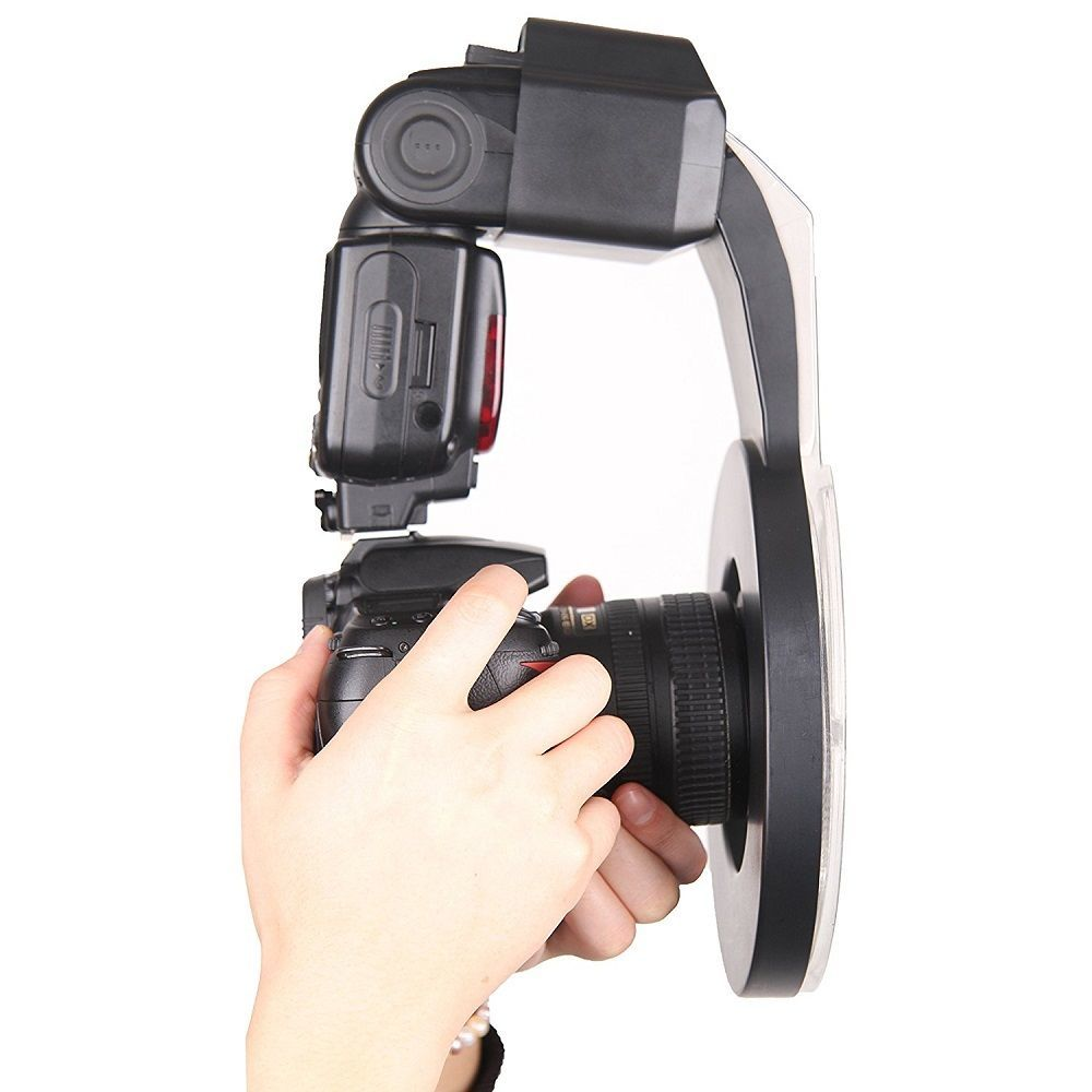 O-Ring Flash Adapter