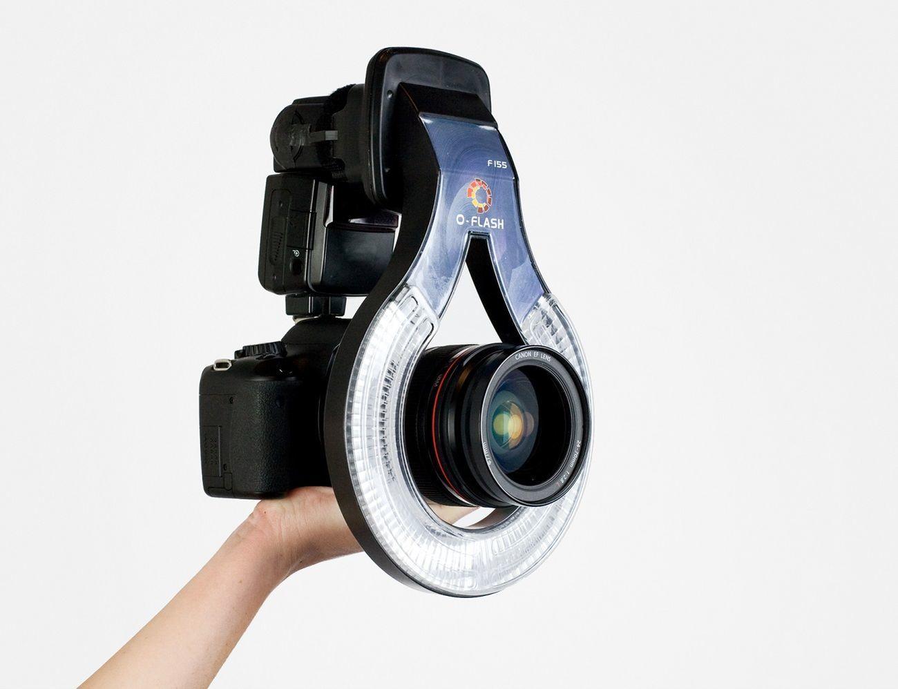 O-Ring Flash Adapter