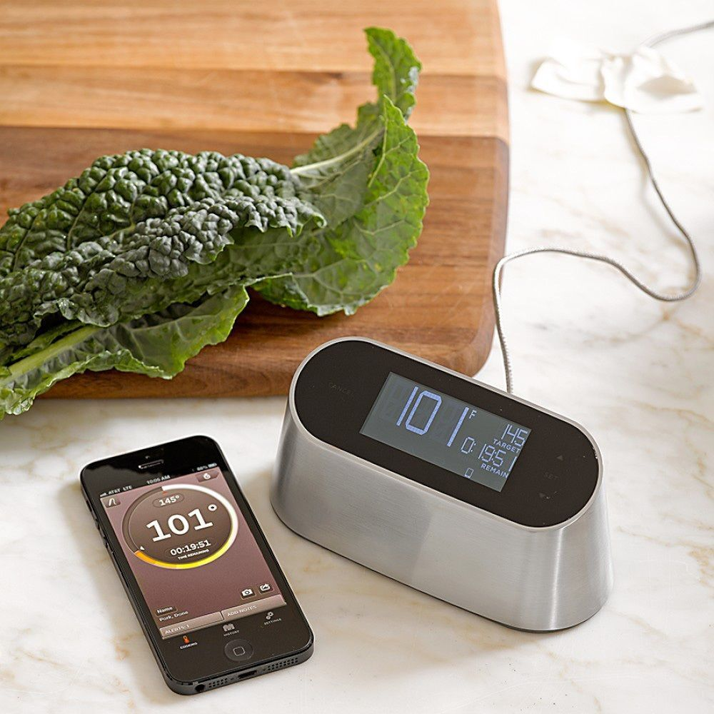 Smart Thermometer For Cooking